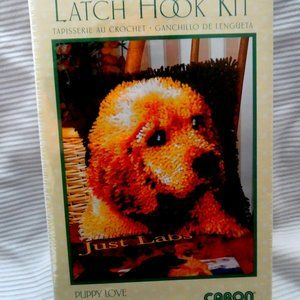 Latch Hook Kit